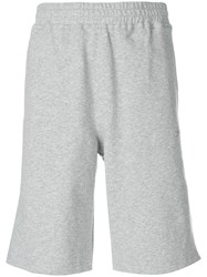 Stussy Classic Fitted Shorts Grey