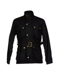 Montgomery Jackets Black