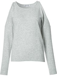 Elizabeth And James Rae Sweater Grey