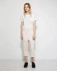 Chimala Farmer's Work Pants Off White