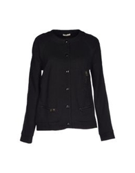 By Zoe Jackets Black
