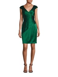 Kay Unger Tiered Sheath Dress Ivy