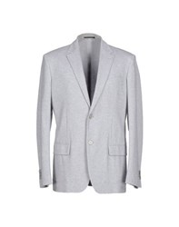 Dirk Bikkembergs Suits And Jackets Blazers Men Light Grey