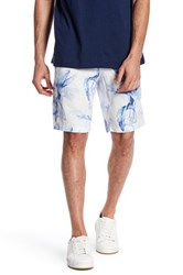 Tommy Bahama Palm Before The Storm Linen Short White