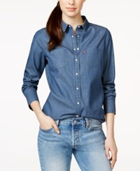 Levi's Long Sleeve Modern Western Shirt