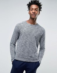 Selected Knitted Jumper Grey