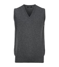 Harrods Of London Cashmere V Neck Pullover Male