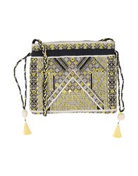 Star Mela Handbags Yellow