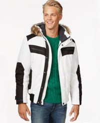 Inc International Concepts Iridescent Cire Jacket Only At Macy's Storm Black
