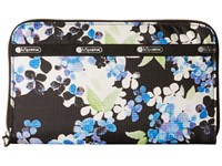 Le Sport Sac Everyday Wallet Flower Cluster Wallet Handbags Multi