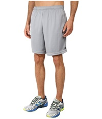 New Balance Versa 9 Short Steel Stealth Gray Stealth Gray Men's Shorts