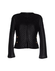 Edward Achour Coats And Jackets Jackets Women Black