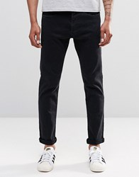 Replay 901 Tapered Jeans Super Stretch Washed Black Limited Edition Washed Black