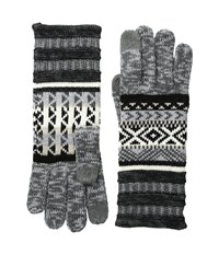 Smartwool Camp House Gloves Medium Gray Heather Extreme Cold Weather Gloves