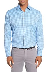 Peter Millar Men's 'Livingstone' Regular Fit Easy Care Performance Sport Shirt