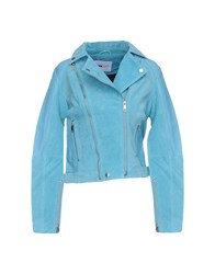 Pop Cph Jackets Turquoise