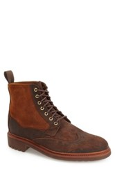 Oliver Sweeney 'Nelson' Wingtip Boot Men Brown