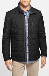 Men's Victorinox Swiss Army 'Bernhold' Quilted Thermore Insulated Jacket Black