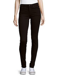 Earnest Sewn Mid Rise Skinny Jeans Blue