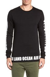 Alo Yoga Fairfax Long Sleeve T Shirt Los Angeles