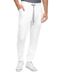 2Xist 2 X Ist Men's Comfort Lounge Pants White