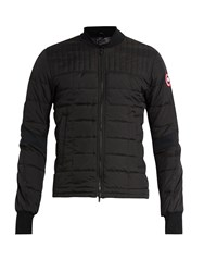 Canada Goose Dunham Down Filled Jacket Black