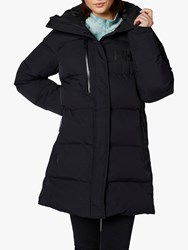 Helly Hansen Adore Puffy 'S Insulated Parka Jacket Black