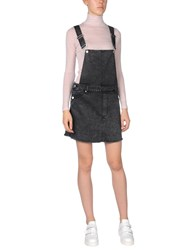 Cheap Monday Overall Skirts Black