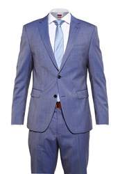 Joop Finchbrad Suit Medium Blue