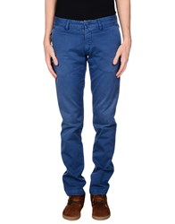 Roy Rogers Roy Roger's Trousers Casual Trousers Men Blue