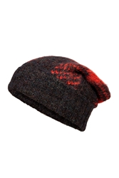 Rag And Bone Cammie Plaid Knit Beanie