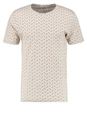 Only And Sons Onspepe Print Tshirt Moonstruck Light Grey