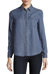 The Blue Shirt Shop Mercer And Spring Point Collar Regular Fit Dark Wash