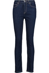 Marc By Marc Jacobs Ella High Rise Skinny Jeans Dark Denim