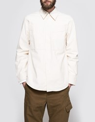 The Hill Side Heli Crew Shirt Natural