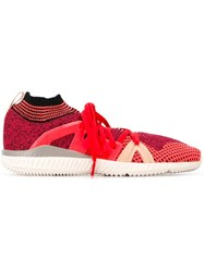 Adidas By Stella Mccartney 'Crazymove Bounce' Sneakers Pink And Purple