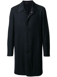 The Gigi Single Breasted Coat Black