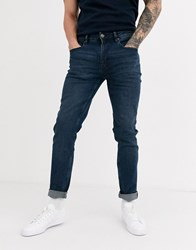 Ben Sherman Blue Slim Fit Jeans