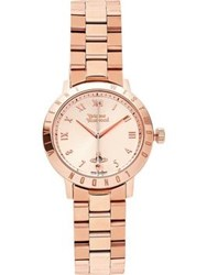 Vivienne Westwood Bloomsbury Bracelet Watch Rose Gold
