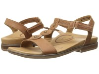 Aetrex Sharon Cognac Women's Sandals Tan