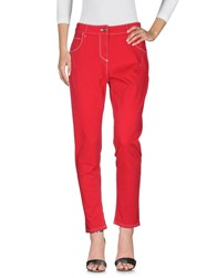 Liviana Conti Jeans Red
