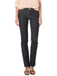 Lee Marion Straight Leg Jeans One Wash