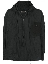 Damir Doma Lightweight Hooded Jacket Black
