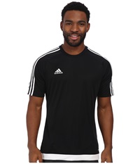 Adidas Estro 15 Jersey Black White Men's Short Sleeve Pullover