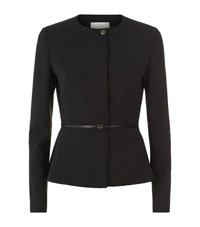 Boss Womenswear Juenisa Belted Blazer Female Black
