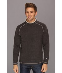 Kuhl Stovepipe Sweater Steel Stealth Gray Stealth Gray Men's Sweater