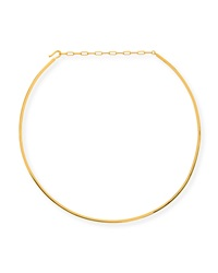 Jennifer Zeuner Jewelry Jennifer Zeuner Kerry Choker Necklace Gold Vermeil