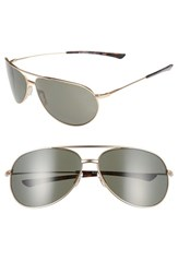 Smith Optics Men's 'Rockford' 65Mm Polarized Aviator Sunglasses