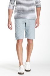 14Th And Union Flat Front Oxford Short Green
