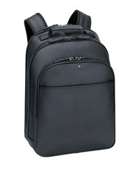Montblanc Extreme Textured Leather Backpack Black